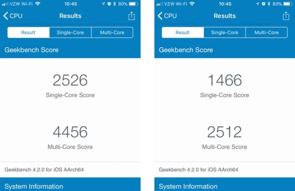 iPhone-Geekbench-scores-before-after-batery-replacement